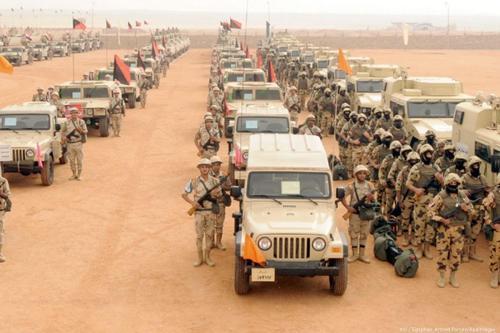 Bajo el contexto de la lucha contra el terrorismo, Egipto…
