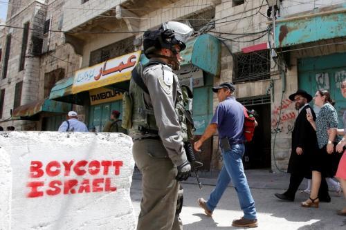 La resolución anti-boicot es 'peligrosa para Israel', dicen los legisladores…