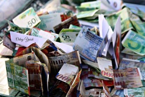 Israel transfiere 560 millones de dólares de impuestos retenidos a…