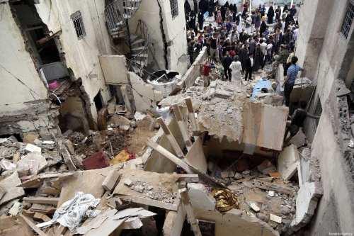 Dos niños entre los muertos en un ataque saudí contra…