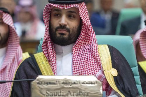 """Bin Salman: """"Ayúdenos a tomar el control de Oriente Medio…"""