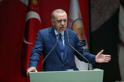 Erdogan: Turquía se mantendrá firme contra la monopolización de la…