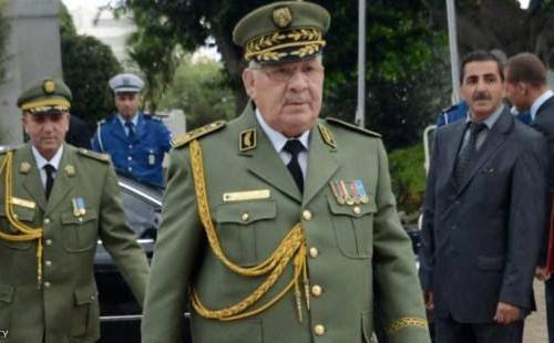 """Gaid Salah: """"La situación en Argelia no puede permitirse retrasar…"""