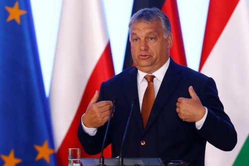 """Primer ministro húngaro: """"Hungría tendría que 'usar la fuerza' para…"""
