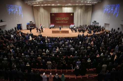 Iraq entrega nueve ex altos funcionarios al poder judicial