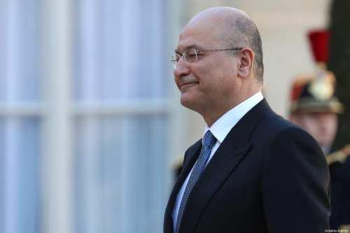 """Presidente iraquí: """"Iraq no será un vertedero para los combatientes…"""