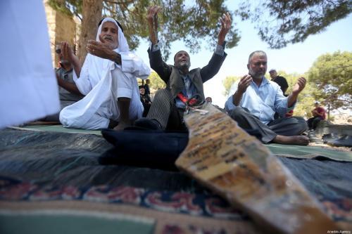 Un grupo de derechos humanos exige que las demoliciones de…