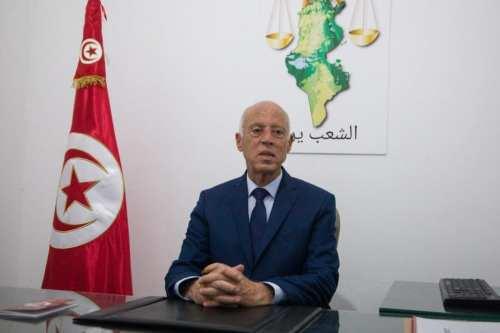 """Muftí de Túnez: """"No apoyé a Kaïs Saïed"""""""