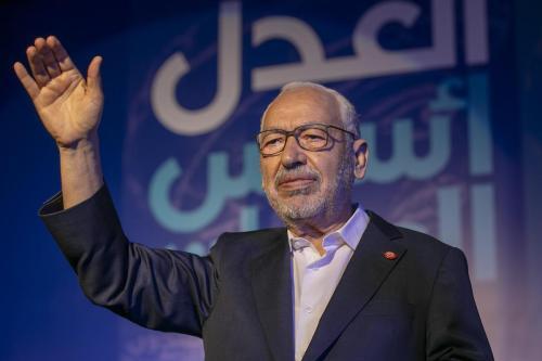"""Ghannouchi: """"Ennahda ganó las elecciones legislativas de Túnez"""""""