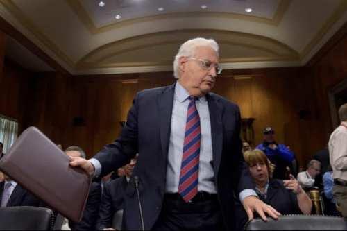 Friedman de Estados Unidos insinúa que se pospondrá el acuerdo…