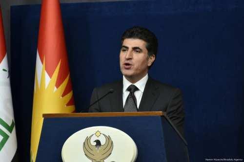 El presidente kurdo de Iraq visita Bagdad en medio de…
