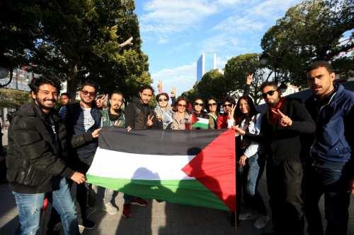 Túnez pide una acción seria en defensa de Palestina