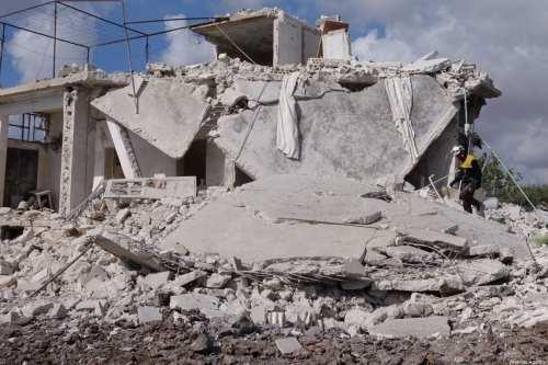 El ejército sirio lanza una segunda operación militar contra Idlib