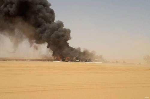 Las fuerzas del GNA de Libia recuperan un campo petrolero…