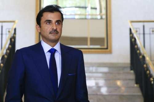 El emir de Qatar no asistirá a la cumbre del…