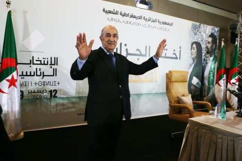 Argelia nombra a un nuevo primer ministro