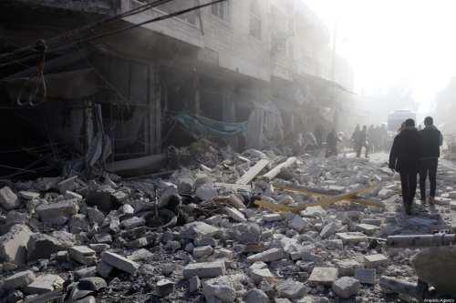 Alemania pide un alto el fuego permanente en Idlib de…