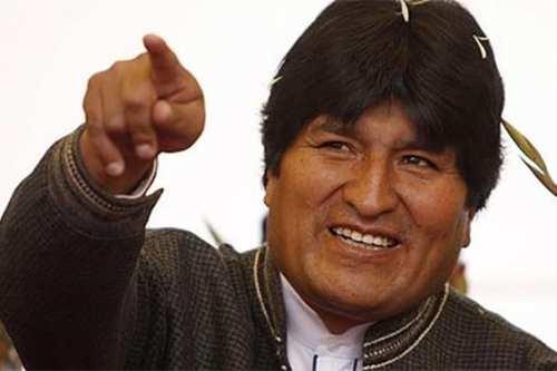 El expresidente boliviano pide protección del ejército israelí