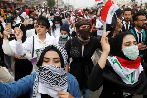 Cerca de setenta activistas iraquíes secuestrados o desaparecidos desde el…