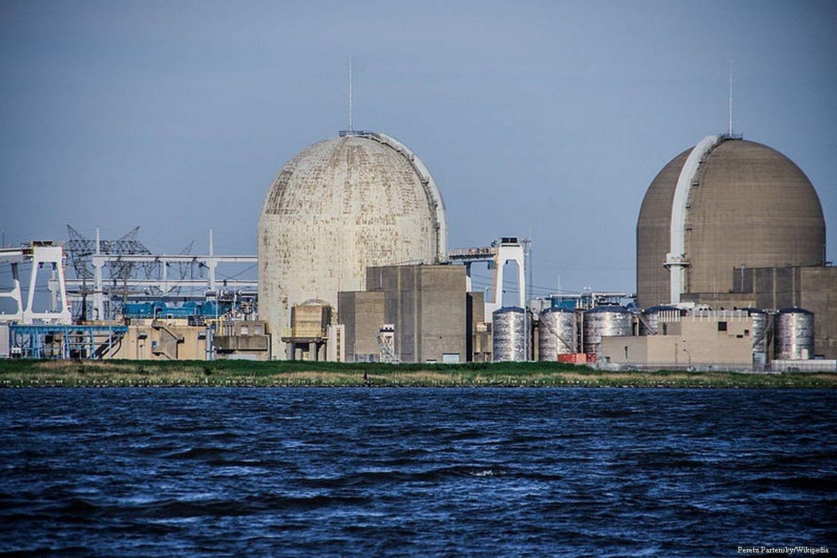 Reactores nucleares [Peretz Partensky / Wikipedia]