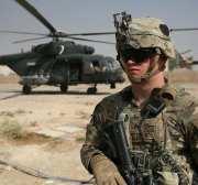 Fuerzas militares estadounidenses en Irak el 19 de octubre de 2016 [Foto de archivo]