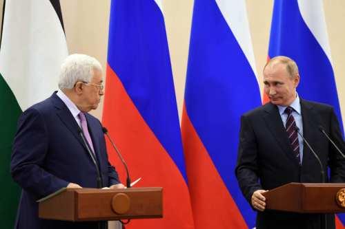 El Kremlin critica el apoyo estadounidense a Palestina