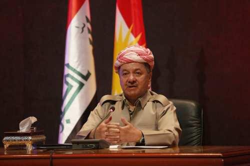 """Ex presidente del Kurdistán: """"Iraq y la región están al…"""