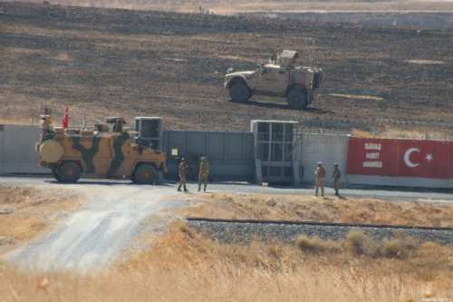 Cuatro soldados turcos muertos en un ataque bomba en el…