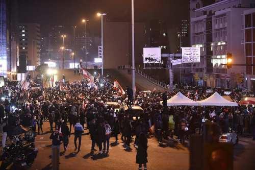 Al menos 100 detenidos durante 2 días de manifestaciones en…