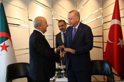 Argelia y Turquía coordinarán conjuntamente las decisiones de la Conferencia…
