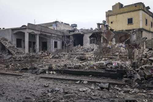 El enviado de la ONU para Siria llama a la…