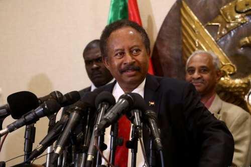El primer ministro sudanés insiste en que Sudán no perjudicará…