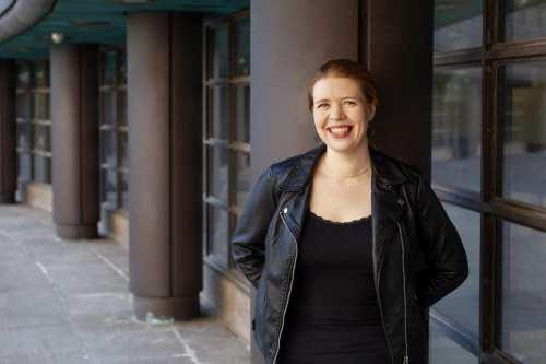 Anna Kontula, miembro del parlamento finlandés [Wikipedia]