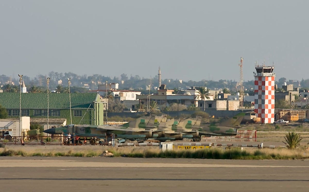 Aeropuerto Internacional de Mitiga