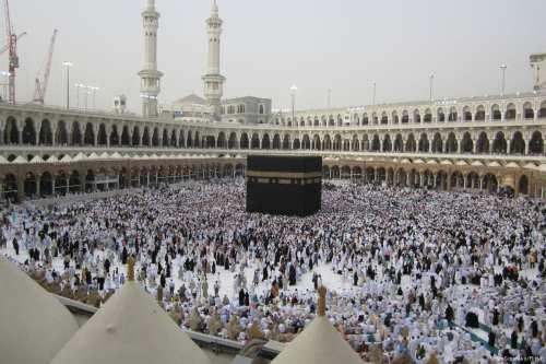 Arabia Saudí suspende la entrada para la peregrinación de la…