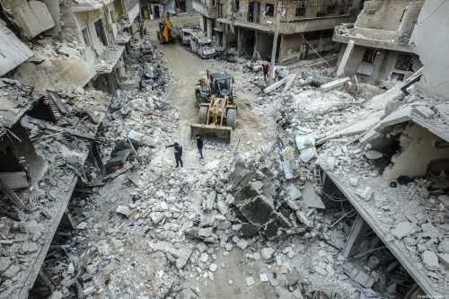 Siria: el régimen de Assad captura 18 asentamientos más