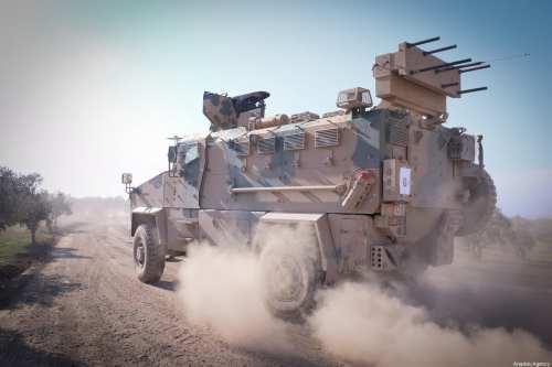 Turquía destruye 903 minas en el norte de Siria