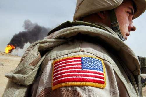 Recordando la invasión de Irak por parte de Estados Unidos…