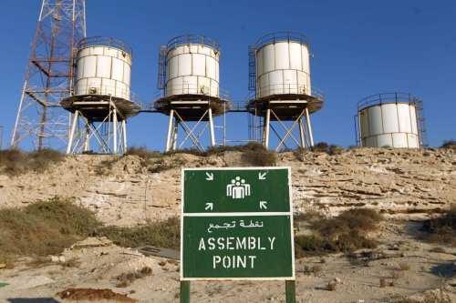 Libia enfrenta una crisis financiera debido al bloqueo petrolero