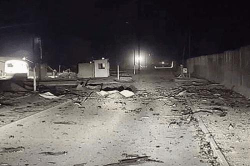 Irán afirma que 120 soldados estadounidenses murieron en los ataques…