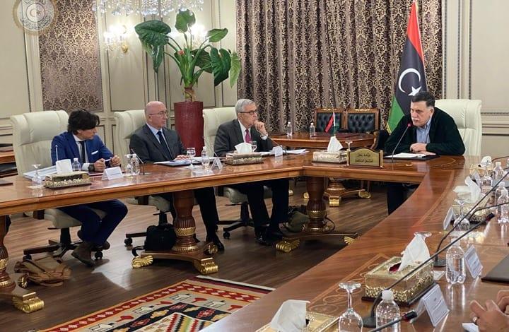 Estados Unidos discutió con funcionarios libios formas de cooperación en la lucha contra el terrorismo - Página del Consejo Presidencial