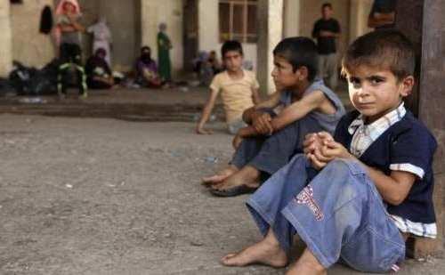 Informe de la ONU: 45,000 niños desplazados en Irak sin…