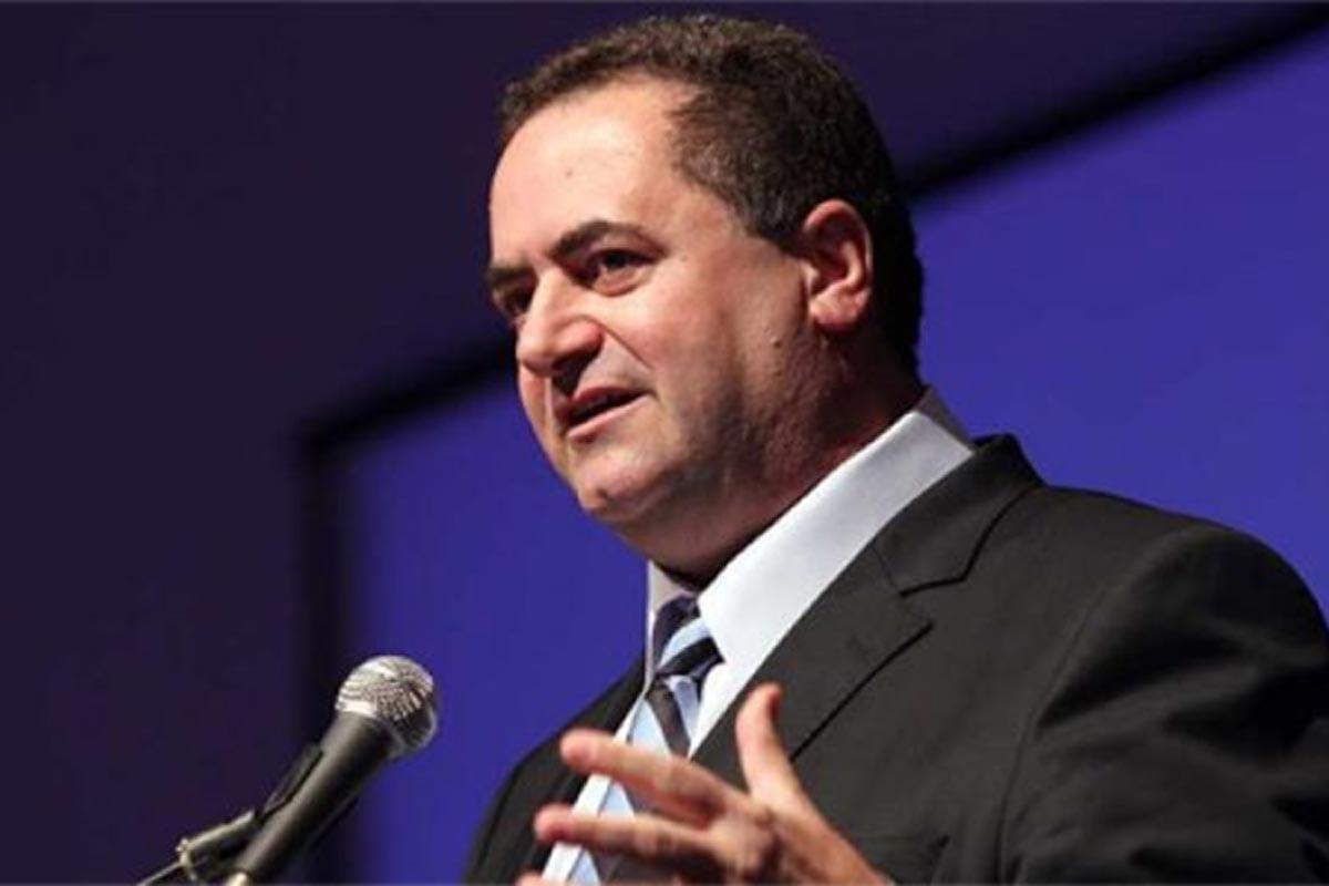 El Ministro de Relaciones Exteriores de Israel, Israel Katz [Foto de archivo]