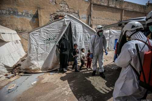 Siria registra la primera muerte por coronavirus