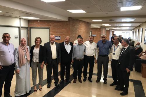 La representación árabe en el Knesset y sus limitaciones