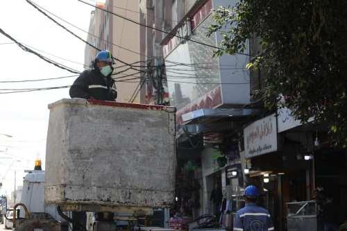 Los hoteles de Gaza se convierten en centros de cuarentena