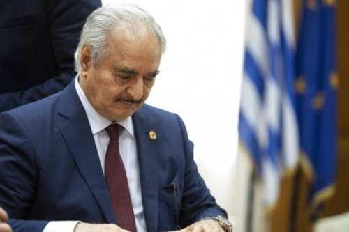 El Gobierno Libio de Acuerdo Nacional anuncia el paso de…
