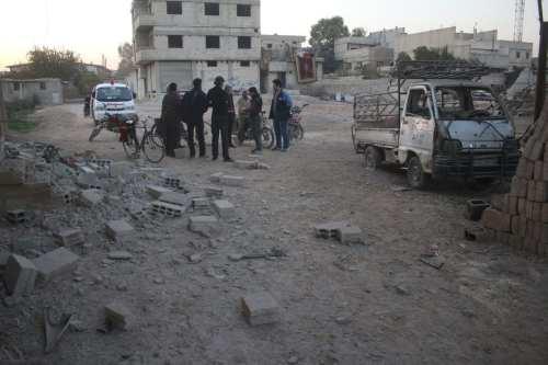 Siria: El régimen de Assad dice que Israel atacó Homs