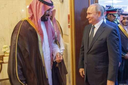 Los precios del petróleo caen mientras Arabia Saudí y Rusia…