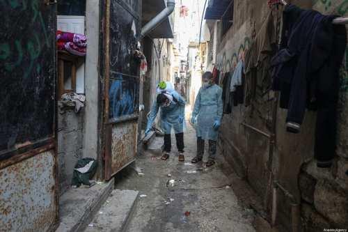 Aumentan los casos de coronavirus en Gaza, los estados del…